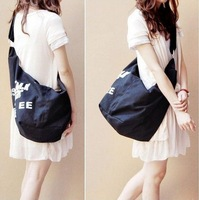 Free shipping! 2014Hot Sale Women messenger handbag canvas bags shoulder school bags