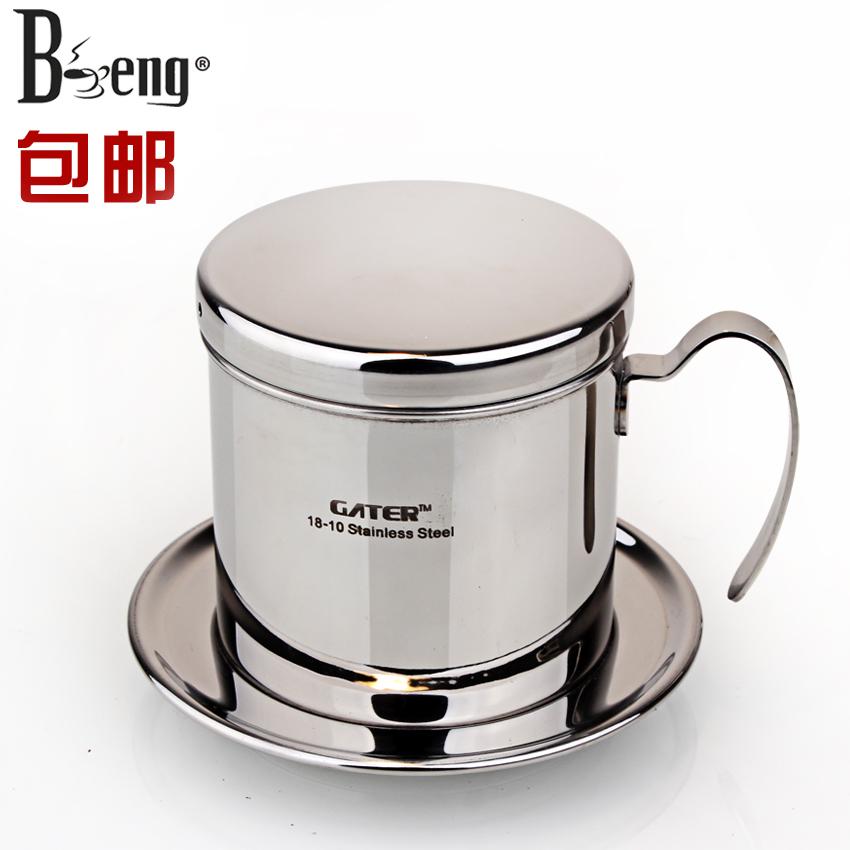 Moka Pot Crema Steel Moka Pot Stainless