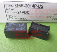 New Original G6B-2014P-US-24VDC Omron relay  5A 250VAC  in stock Ready to ship G6B-2014P-US 24VDC
