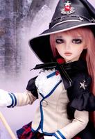 Fairyland minifee mirwen doll bjd sd doll soom msd volks ai