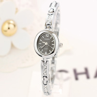 Hot Wristwatch Women Crystal Watch Fashion Dress Ladies Rhinestone Watches With Diamonds Hour Marks Dropship Free Shipping