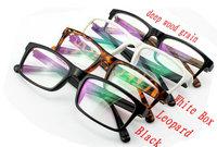 free shipping new fashion Male and female vintage decorative mirror fatigue computer radiation glasses plain myopia mirror