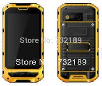 original IP68 rugged smartphone A8 Waterproof phone Dustproof Shockproof GPS 3G Gorilla glass Android 4.2 Runbo Rusian Menu