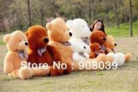 PROMOTION  High quality  lovely Plush toy soft stuffed animals  80cm teddy bear big embrace  Christmas birthday gift