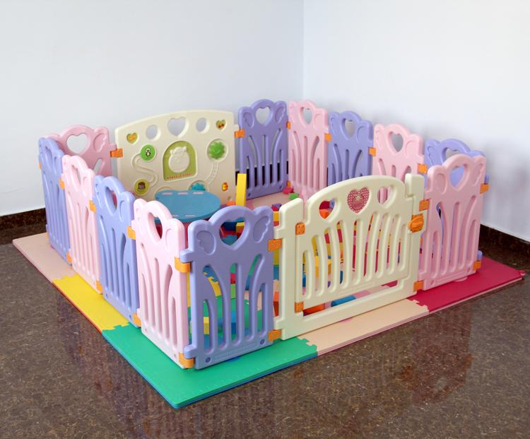 indoor baby fence