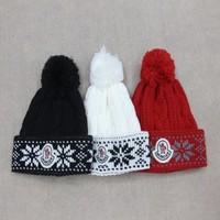Women Outdoors Cap Knitting Hat for Men Ear warm Cap Sport Hat