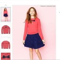 2014 spring new designer girls sweater ,girl's brand sweater with long sleeve,European design kids pullovers