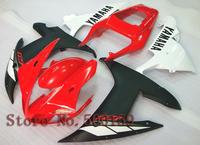 For Yamaha YZFR1 2002 2003 red white black   YZF1000 2002 2003 R1 YZF R1 02 03 YZF1000  ABS Fairing Set Plastic Kit 09