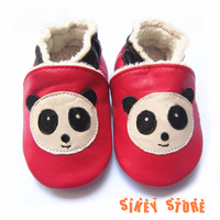 NEW SOFT LEATHER BABY BOY & GIRL SHOES 6-12, 12-18, 18-24 WINTER WARM POLAR FLEECE