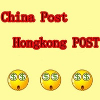 Links to pay extra shipping cost $1 for China post / Hong Kong post /Singpore post