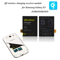 S300 Qi wireless charger QI wireless charger receiver module designed specifically for Samsung Galaxy S3 i9300/i9308/i939