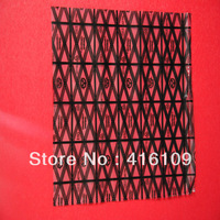 Mesh bags 26 * 38 * 0.058mm pe-sided  mesh toughness Anti-static plastic bags