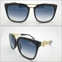 2014 women's sunglasses  personality trend of the anti-uv glasses 2097