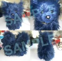 DRAMAtical Murder DMMd Seragaki Aoba Ren Dog Plush Doll Toy Cosplay Photoshoot Accessory Birthday Gift