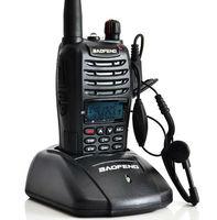2014 NEW Baofeng UV-B6 Dual Band VHF UHF 5W 99 Channels FM A1012A PMR Portable Two-way Radio