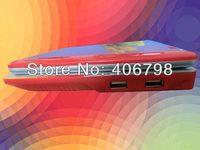 WM8850 7 Inch Netbook Digital Panel 800*480 4GB 2200MAH 5V 3-4 Hours Free Shipping