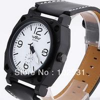 Famous Luxury & Classic Square Winner Clock Brand Automatic Mechanical Calendar Men's Military Dress Gift Hand Watch