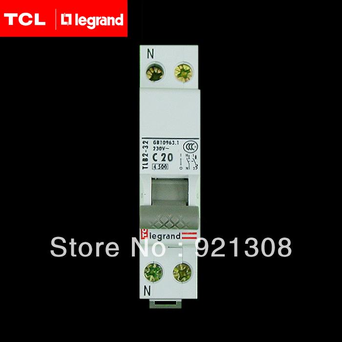 Legrand выключатель ДПН tlb2 - 32c