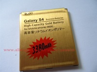 GOLD 3380mAh High Capacity Gold Battery For SAMSUNG I9500 PHONE BRAND BATTERY
