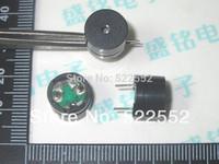 Free Shipping Universal passive buzzer electromagnetic impedance 16 ohms AC / 2KHz 3V 5V 12V Universal
