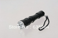 LT-D11R5 550LM 3-Mode 1-LED Q5 Flashlight Black