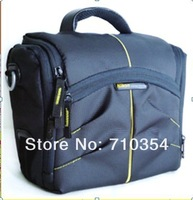 Free Shipping waterproof digital camera pouch camera bag should bag for Nikon D3100 D7000 etc