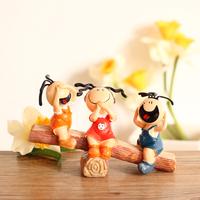 Home Decoration Resin Crafts. Festival Gift Dolls. Originality Desktop Crafts.  ID A0210143