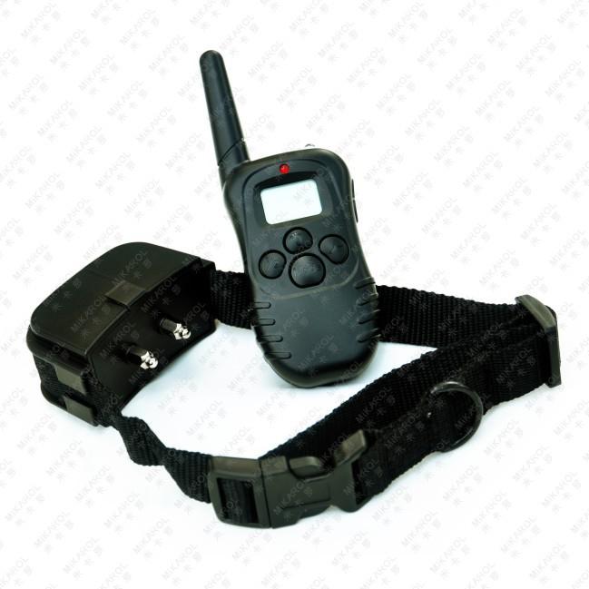 100% Human Design Pet Training Collar Remote Control 300M No Bark Collar for Dogs(China (Mainland))