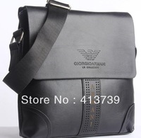 2014 Leisure Business Man Bags Business Briefcase Aslant one Shoulder Style  9298