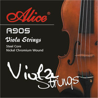 "20 sets Viola Strings, 16"", Steel Core, Nickel Chromium Wound, A905 (Viola Parts)"