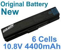 Genuine Original For TOSHIBA Satellite L205 L300 L500 L555-S7918 M200 M212 Series PA3534U-1BRS 6Cells 4400mAh battery
