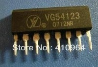 10pcs new and original VG54123 with D/C of 0648+ and DIP8 package,free shipping by ePacket