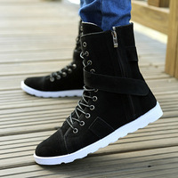 free shipping Vintage 2013 martin boots male boots fashion boots male high tall boots shoes men's 1.0