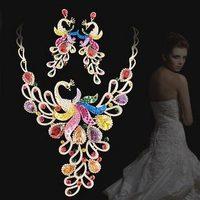 Neoglory accessories wedding big chain sets festive colorful