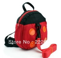 1piece Lovely ladybug baby anti lost/package with a toddler with baby beetles backpack  Free shipping