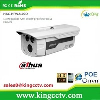 hot selling dahua cctv camera 1.3mp onvif camera 720P Water-proof IR HDCVI Camera HAC- HFW2100D
