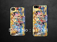 Free Shipping puzzle Design Hard Cover Case for iPhone 5