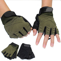 Quick Dry Bicycle Cycling Gloves Outdoor Sports  Tactical Solider Train Camping Safety Glove
