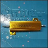 Electronic Component aluminum resistance RX24 RXG 50W 3.9K ohm J 5%,Free shipping