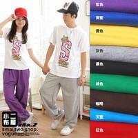 men Hip Hop Sports Harem Pants Yoga sweatpants for women Dance Trouser XXXL hiphop haroun pants Athletic Sporty Joggers pants
