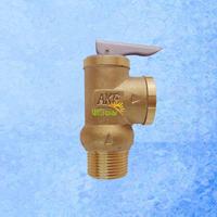 "AKE YA-20 Safety Valve 1bar 2bar 3bar 4bar 5bar 6bar 7bar 8bar 9bar 10bar Pressure relief valve BSP3/4"""