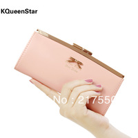 Free Shipping!2014 fashion long design brand womens wallets Clutch Case Purse female Hand Bags girls wallet card holder