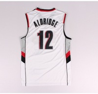 #12 LaMarcus Aldridge Rip City,Basketball Jerseys,2014 New Style Jersey Sportest Cheapest,Embroidery Sewing logos,Can Mix Order