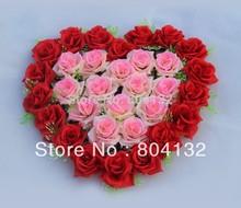 rose heart wreath reviews