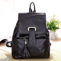 Free Shipping Hot sale! 2014 shoulder bag backpack bag Casual retro fashion PU handbags H230