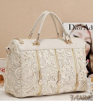 2013 Autumn new princess lace bag. Handbags Mobile Messenger bag ladies handbags wholesale Free shipping H115