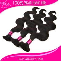 12inch to 28inch bulk human hair same length 4 packs for a full head Indian hair unprocessed virgin bulk braiding hair