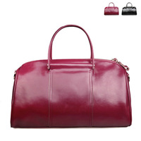 2014 High Quality Women Brand Designer Handbag Retro Wax Genuine Leather Tote Messenger Bags
