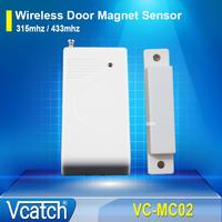 GSM Wireless Security Alarm System Door Sensor Window Entry Door Detector + Free Shipping