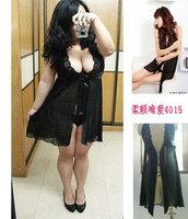 plus size sexy lingerie hot costumes  underwear sleepwear dress erotic women pyjamas xb15